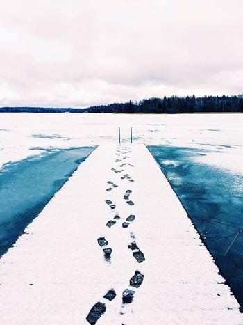 Snow ❄ Sweden EyeEm Nature Lover