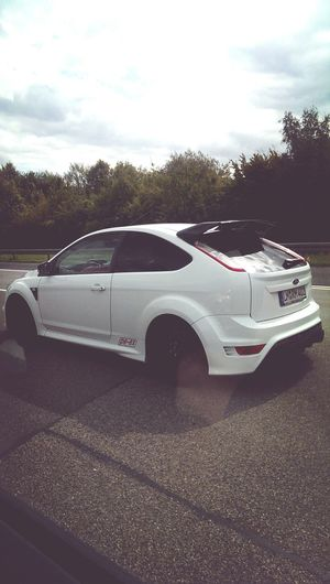 Ford Focus RS On Street Check This Out Carsofeyeem Car