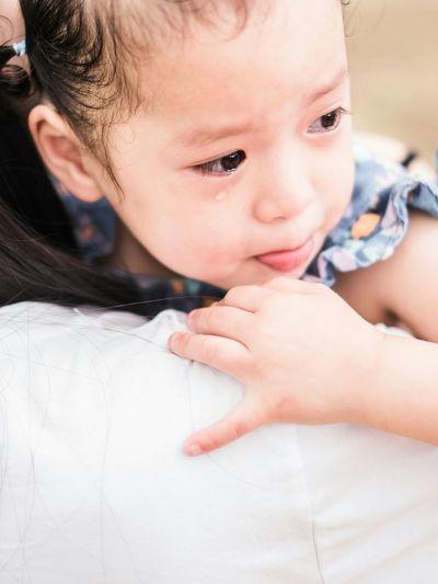 crying Fujifilm Fujifilm_xseries Fujixt20 Crying Crying Child Crying Eye Childhood Child Offspring Headshot One Person Portrait Human Body Part