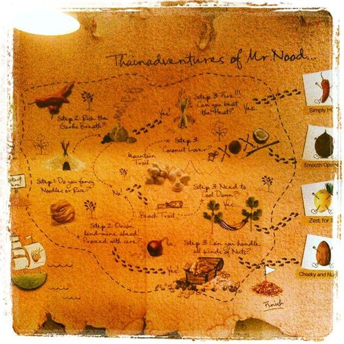 A cool Parchment leading to treasured Spice adventures...