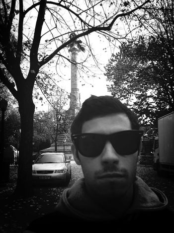 Selfie Blackandwhite Boavista Cityscape