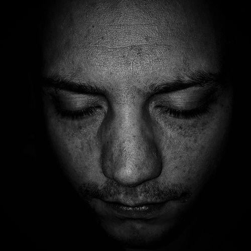 Human Face Dark