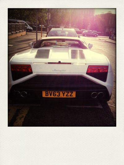 Super Car Cars London Lamborghini City