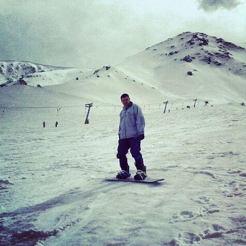 Bozdag Odemis Izmir Snowboarding