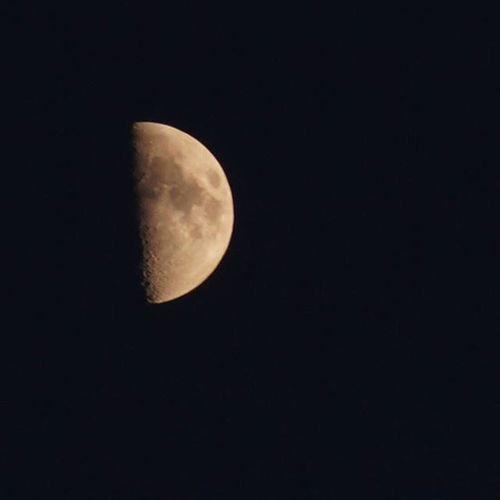 Mond Sony Alpha58 Naumburg Jena Urlaub Wieder Urlaubsreif