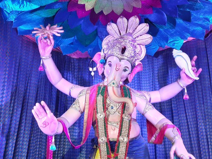 GaneshChaturthi Art Ganeshfestival Ganeshji Ganeshotsav Mumbai Cityofemotions