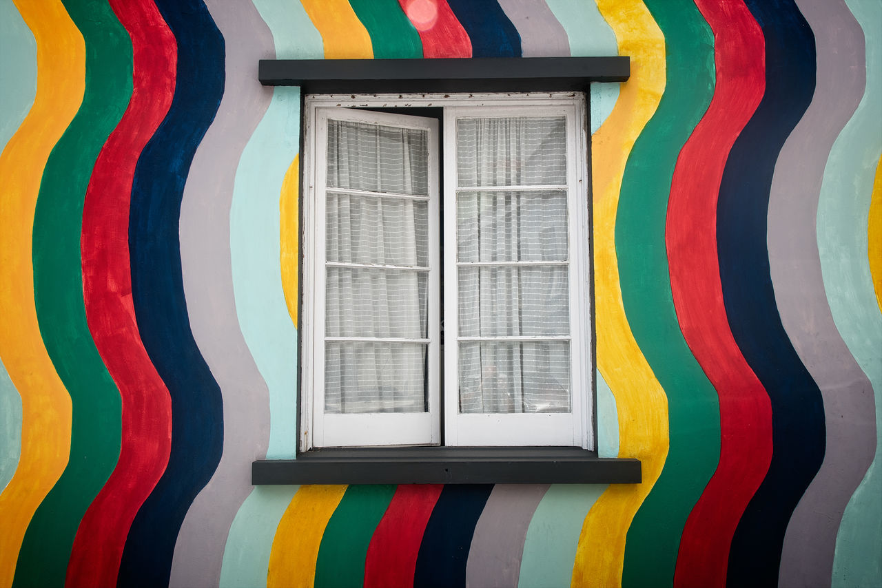 multi colored, no people, close-up, day, architecture, indoors