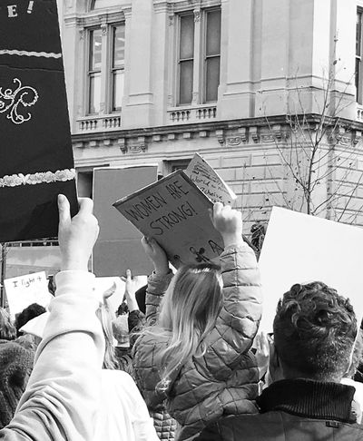 Womensmarch Womens Rights Womens March WomensRights Womens March 2017 Womensmarchindy Womensmarchindianapolis Blackandwhite Black And White Black & White Blackandwhite Photography Black And White Photography Black&white Blackandwhitephotography Black And White Collection  Blacknwhite Blackandwhitephoto Black & White Photography Bnw Bnw_collection Bnw_society Bnw_captures Bnw_life Bnw_worldwide Bnwphotography