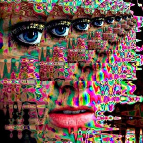 ラリーカールソン今見ても可愛いすき Art Lover Colors Eyes Art Phycodelic Larrycarlson