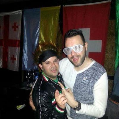 @evitatelaviv Purim Eurofalsh Eurovision2013 @shaigi