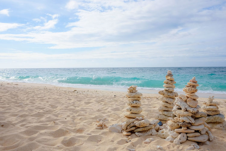Amazing View Beautiful Freshness Holiday Nature Philippines View Amazing Awsome Beach Beachphotography Beauty In Nature Boracay Cloud - Sky Colorful Emerald Fantasy Horizon Horizon Over Water Outdoors Sea Seascape Send Sky Water