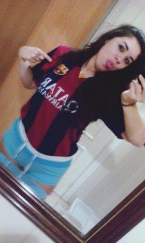 Messi10 Visca El Barca:)