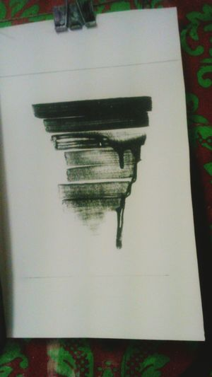 Notes From The Underground Lithography