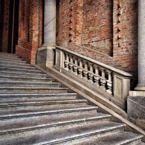 Into the castle Stairs Stairway Architectural Architecture Castle Flight Of Steps