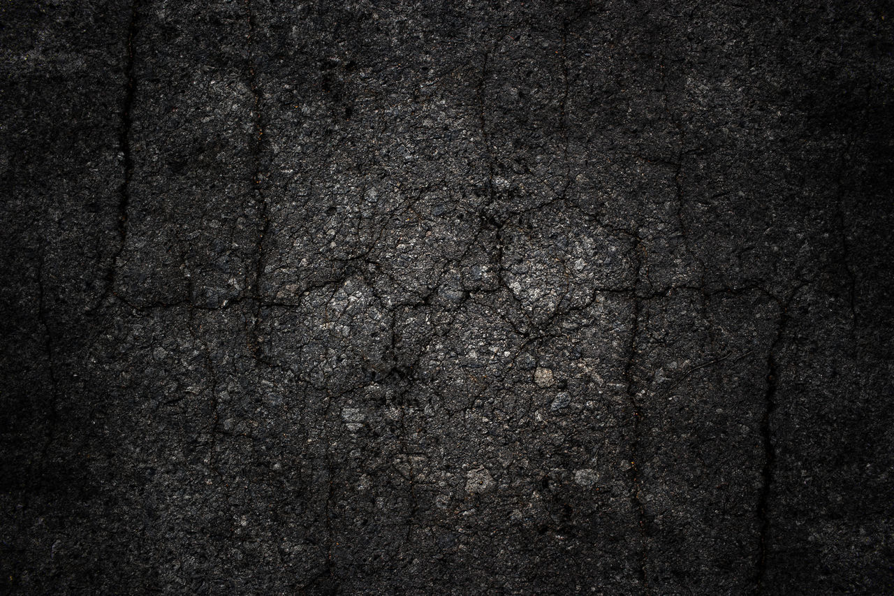 textured, backgrounds, dark, textured effect, no people, rough, abstract, black color, cracked, full frame, brown, close-up, pattern, night, nature, outdoors, architecture