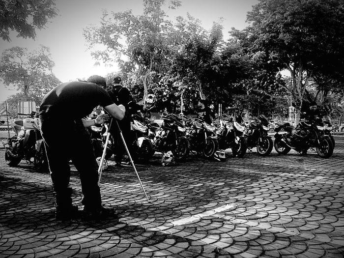 Taking Photos Z750  Malaysia Blackandwhite