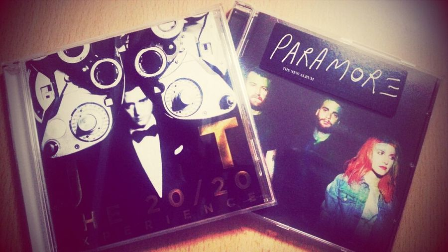 Paramore Justin Timberlake Album Collections