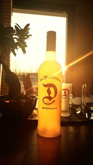 Food&drinks  Drinking Diablotine