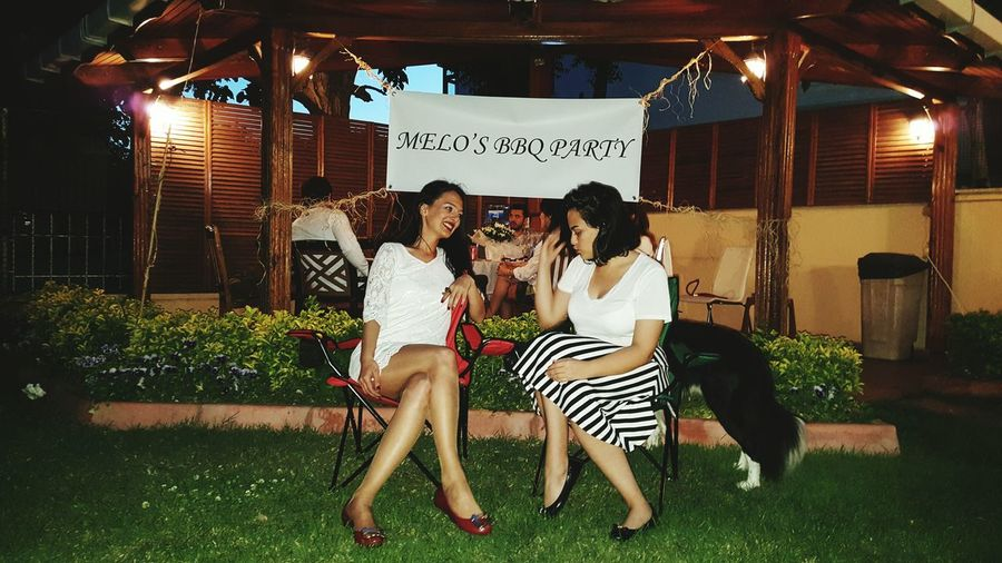 BBQ BBQ Time Melo'sParty Hellosummer  Gardenparty Gossiping Livelovelaugh Liveit Welcome To My Home Shorthair #watchmyblues