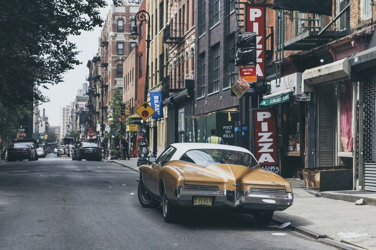 Auto Car Eastvillage NYC Nycity  Oldsmobile First Eyeem Photo