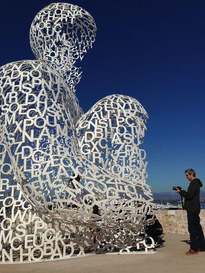 Art Arts Culture And Entertainment Blue Enjoyment Lifestyles Sky Tourism