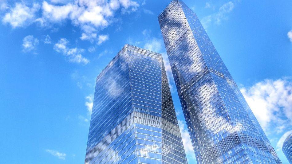 """Москва-сити"" Moscow Metropolis Moscow City Skyscraper Cityofdreams  Cityofpossibilities"