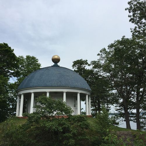 Prince Edward Round House in Halifax. Pretty cool. Halifax House Workation