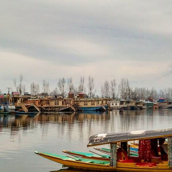 Peaceful.... Srinagar  Dal Lake Picoftheday Shikara Houseboat
