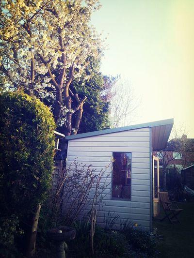 summer house! so pretty