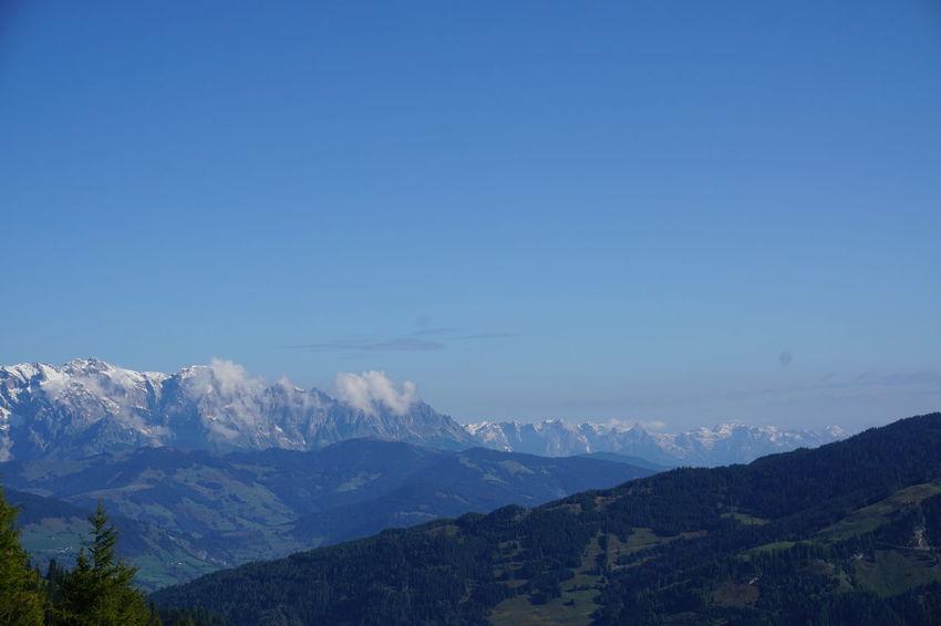 beautiful view of the alps of austria Alpen Alpenpanorama View Alpenwelt Alps Austria Montain View Sky Snowcapped Mountain An Eye For Travel The Great Outdoors - 2018 EyeEm Awards The Traveler - 2018 EyeEm Awards