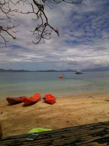 Take me back to Cowrie Island. First Eyeem Photo Palawan2016 PalawanPhilippines Palawanadventures