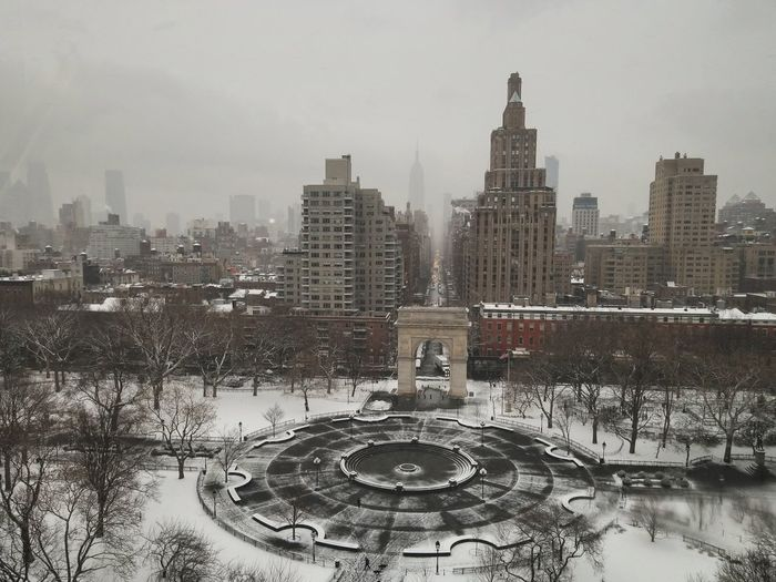 Arch New York