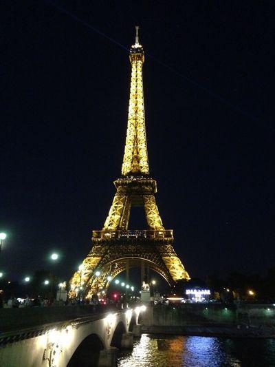 Paris Superbe !  Tour Eiffel My Dream..