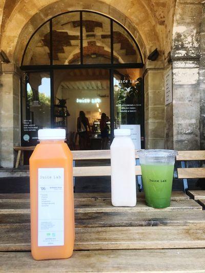Paris Orange Post Workout Exercise Vegetable Veggies Vegan Healthy Lifestyle Healthy Eating Healthy Green Juice Juice Food And Drink No People Day