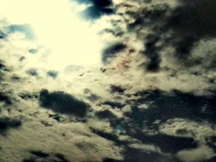 Karim rageh ❣ Defocused Backgrounds Bird Sky Only Full Frame Abstract Flying Sky Animal Themes Cloud - Sky First Eyeem Photo