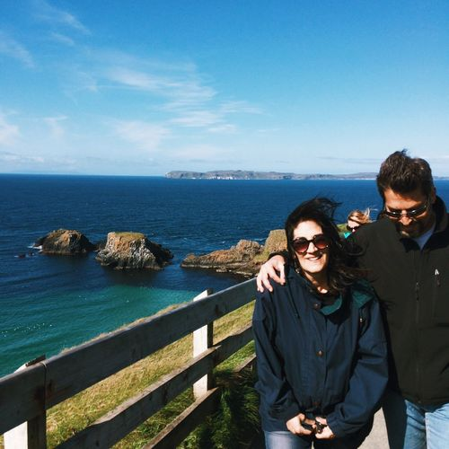 Lovebirds // Ireland Travel Photography RL&CO