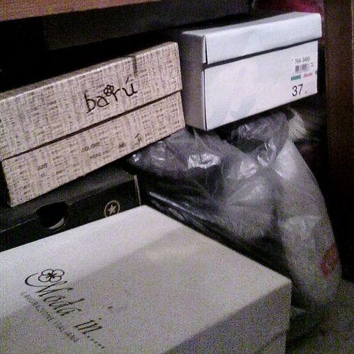 Closet Storage Shoe Boxes Shoe Box Eyeem Market @wolfzuachis Boxes Box Mesy Storage Room