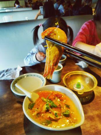 ShareTheMeal 大頭蝦 Prawn Curry Curry Prawn Prawns Food Yummy Yummy Food Ready-to-eat