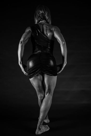 Suzanne in Form. Suzanne; a competition bodybuilder. 1st place competitor. Body & Fitness BodyBuilder BodybuilderLifeStyle Casual Clothing Comfortable Sexuality Female Femininity Front View Lifestyles Looking At Camera Muscle Nudeblackandwhite Portrait Real People Sensuality Sitting Standing Superwoman Three Quarter Length Tone Women Young Adult Young Women