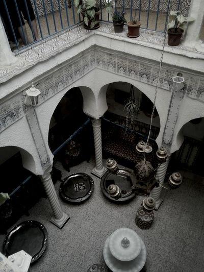 Maison typique algeroise