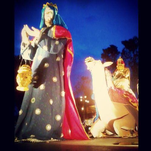Le two if ze three kings... hahahaha Happy Holidays :3 Bais BaisCity Christmas