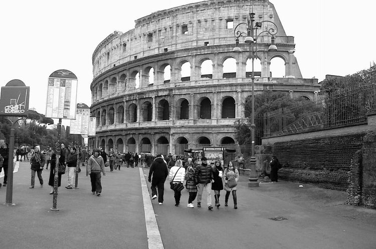 B&w Street Photography Taking Photos Colosseo Colosseum The Colosseum, Rome Showcase: December Walking Around Walking Walking Around The City  People The Week On EyeEm The Turist Blackandwhite Black And White Black & White Blackandwhite Photography Black&white Black And White Photography Blackandwhitephotography Black And White Collection