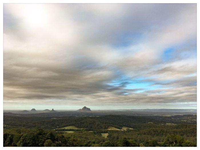 Mindfulness Australian Landscape Maleny Cloud - Sky Sky Mountain Beauty In Nature Landscape Environment Scenics - Nature Cloud - Sky Sky Mountain Beauty In Nature Landscape Environment Scenics - Nature