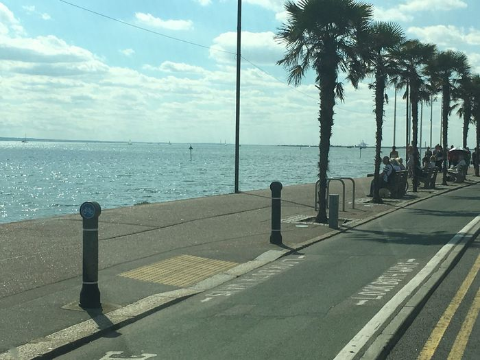 Seafront bliss