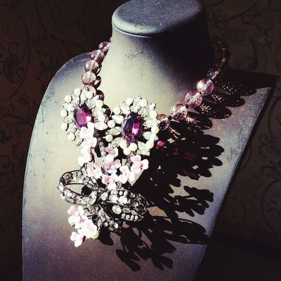 Brooch Necklace Fashion Moscow Jewelry Enjoying The Sun Moscow, Москва Stylish Woman