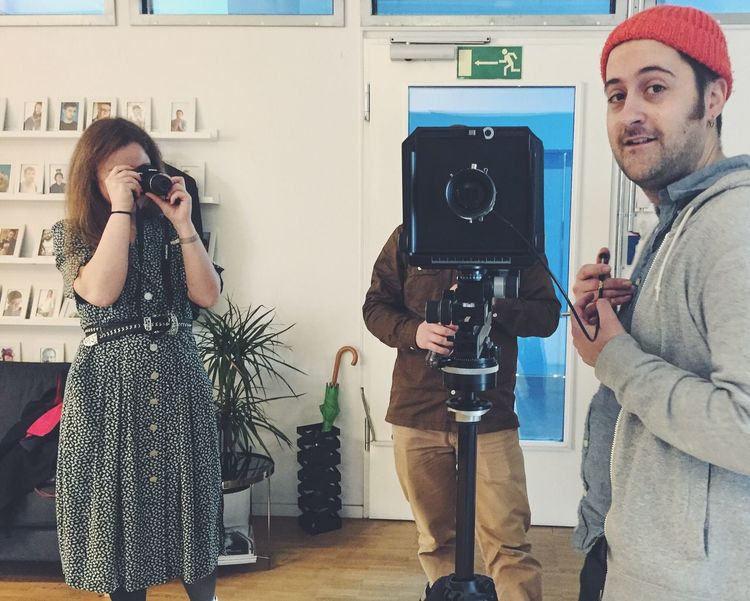 Large Format Large Format Camera Changing The World BTS EyeEm HQ
