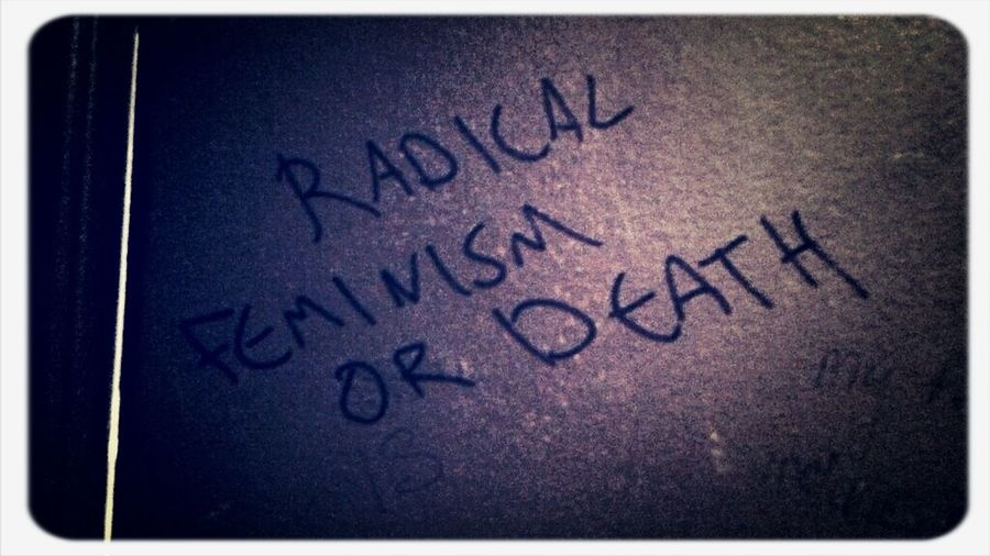 good venues always have good graffiti.