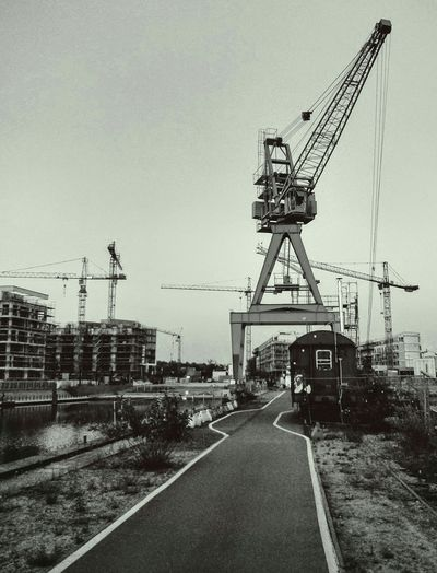 Construction Site Offenbach Am Main