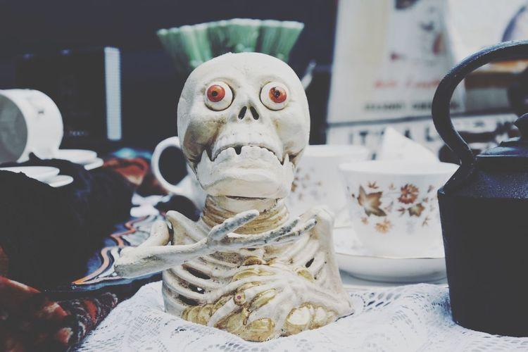 Skeleton Skeletons Dead Figure Bones Market Market Stall EyeEm Best Shots Man EyeEmNewHere Funfair EyeEm Selects Store Business Finance And Industry Retail  Close-up Mannequin Human Representation Statue A New Beginning