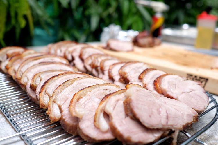 Pork shoulder loin Jeffsplace supper club porkiness Pork!